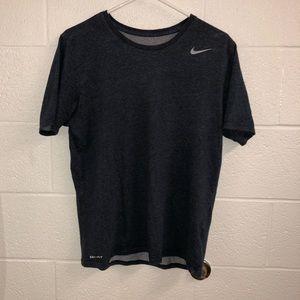 Navy Blue Nike Shirt